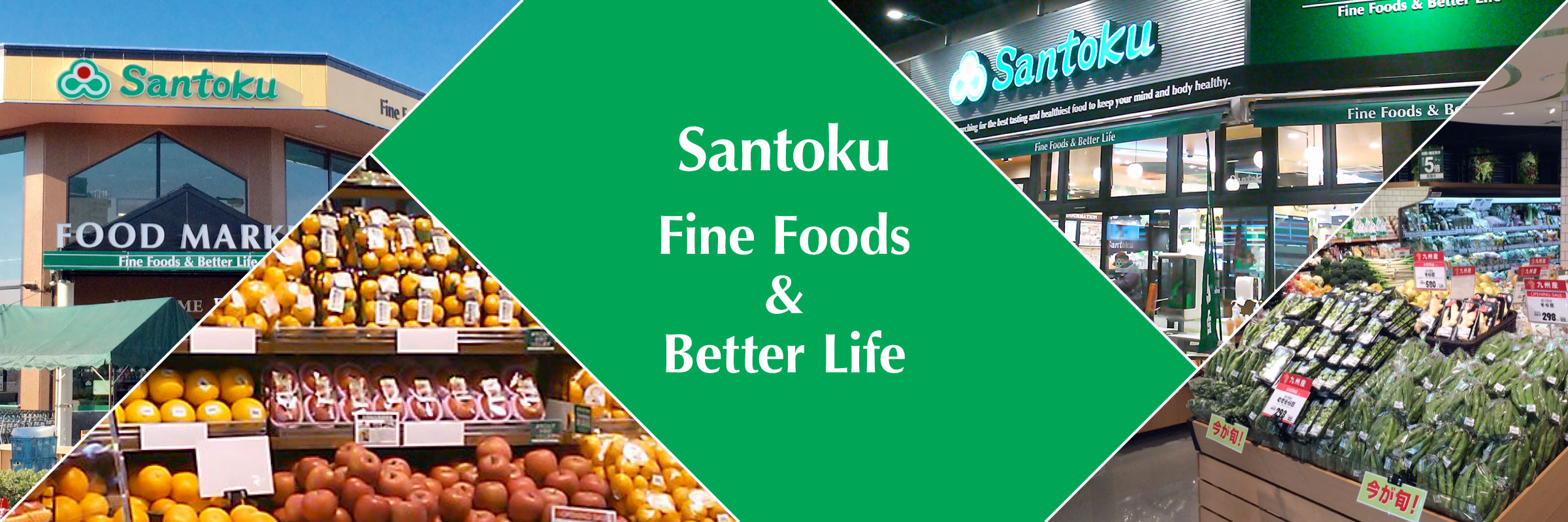 Fine foods & Better life
