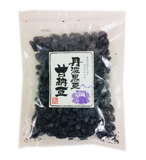 志賀商店 丹波黒豆甘納豆